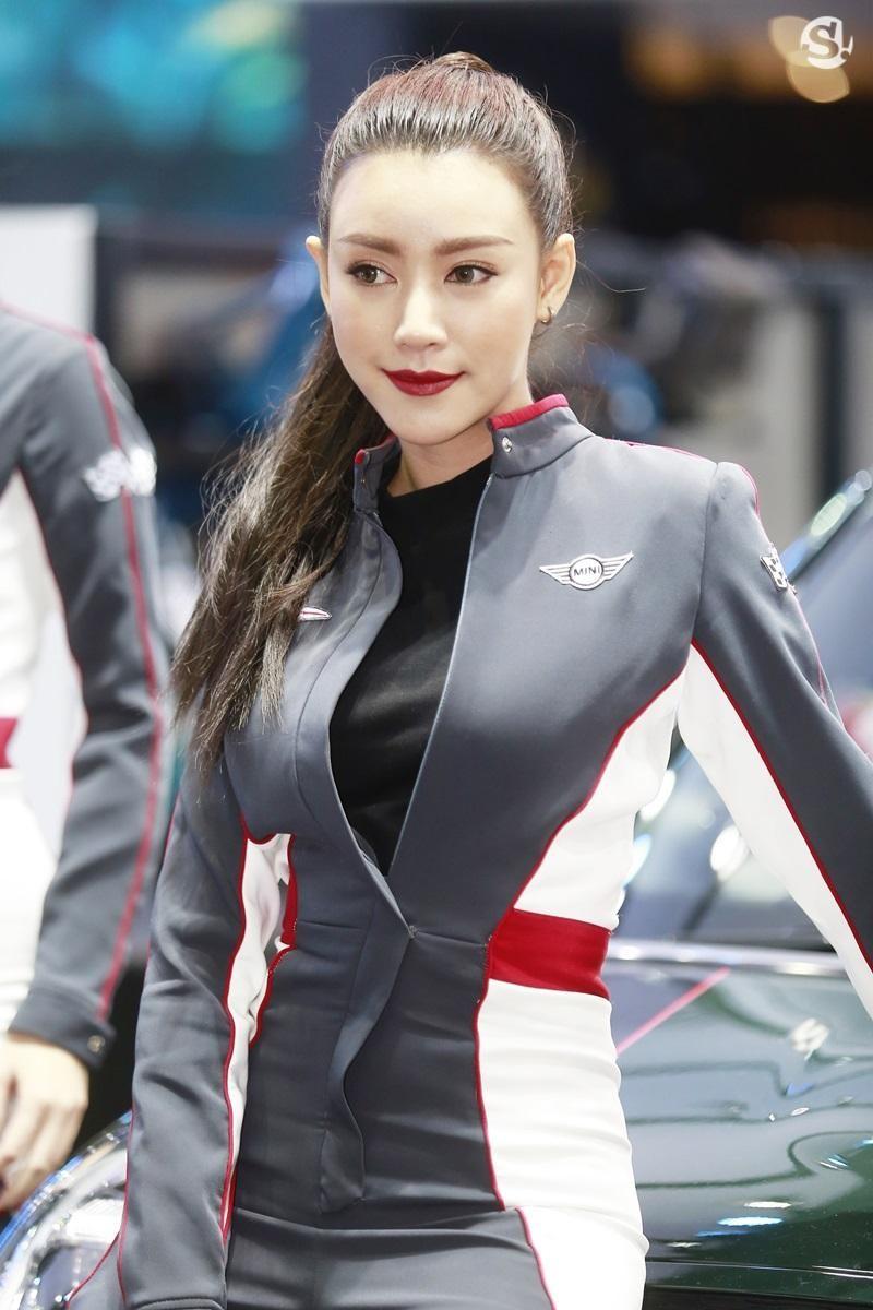 Chùm ảnh tóm gọn những người đẹp quyến rũ ở Thai Motor Expo 2018 - 11
