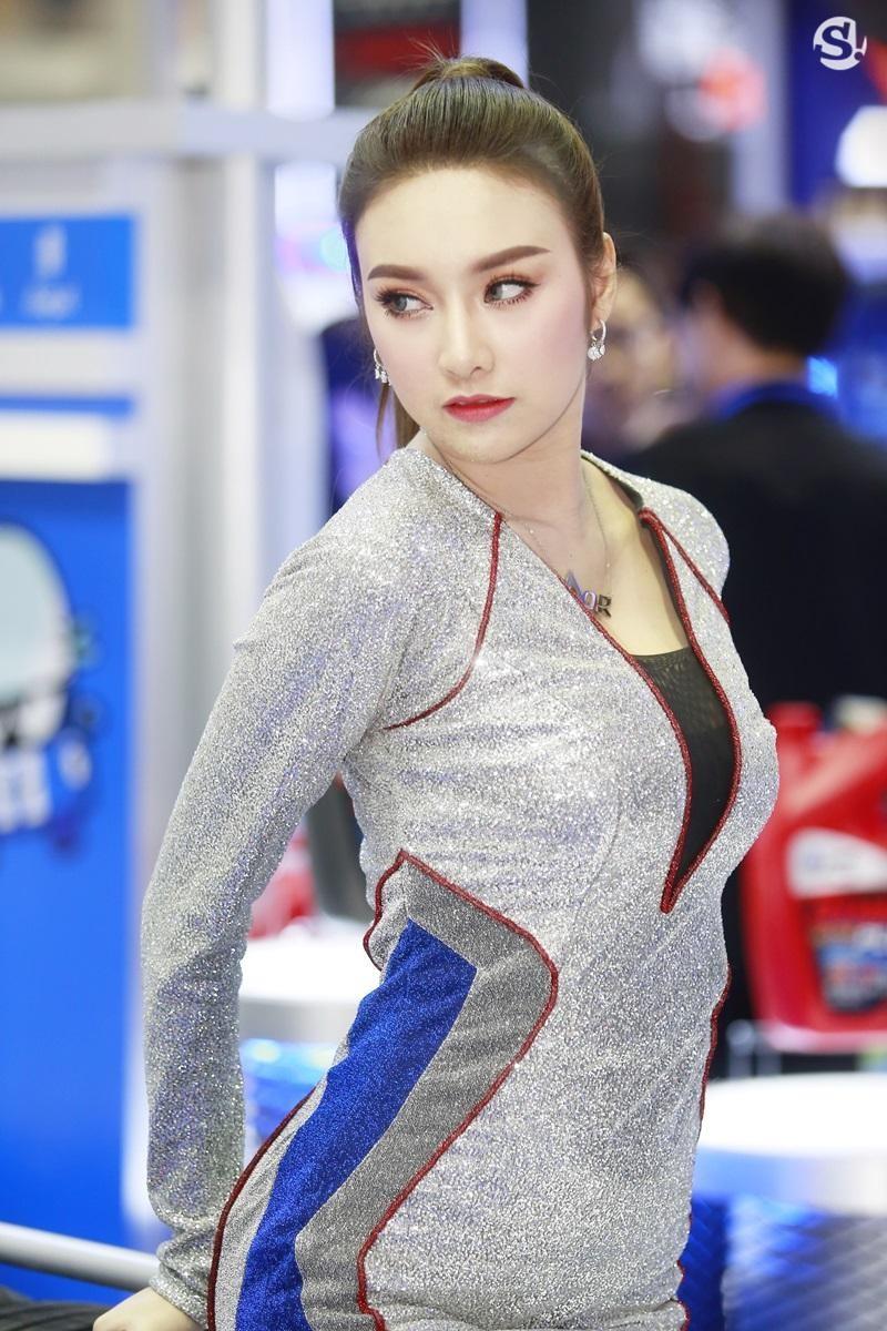 Chùm ảnh tóm gọn những người đẹp quyến rũ ở Thai Motor Expo 2018 - 14
