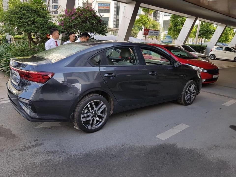 Chưa hẹn ngày ra mắt, Kia Cerato 2019 đã có giá tạm tính