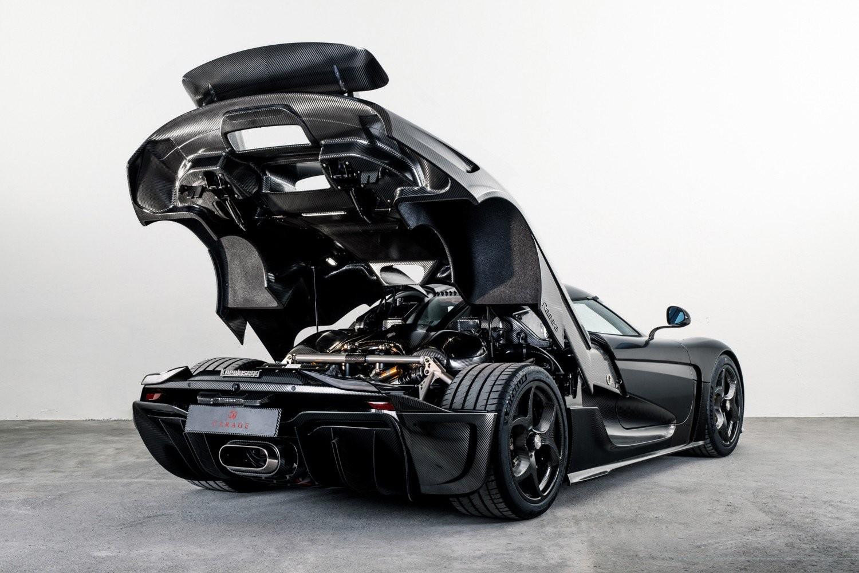 Koenigsegg Regera chỉ có 80 siêu xe được sản xuất và đều đã có chủ nhân mặc cho mức giá khởi điểm lên đến 1,9 triệu USD