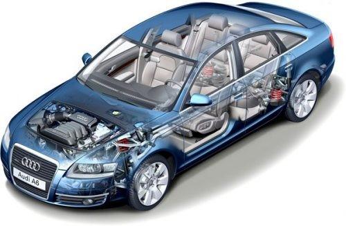 103 chiếc Audi A6 được sản xuất từ 2009-2011 bị triệu hồi tại Việt Nam để khắc phục lỗi túi khí Takata.