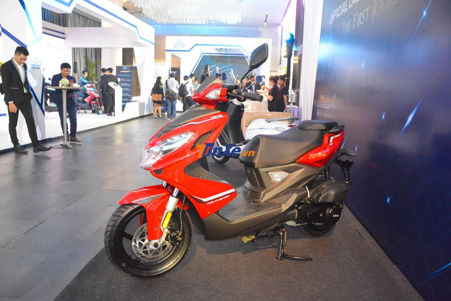 Damon 125cc giá 36,8 triệu đồng
