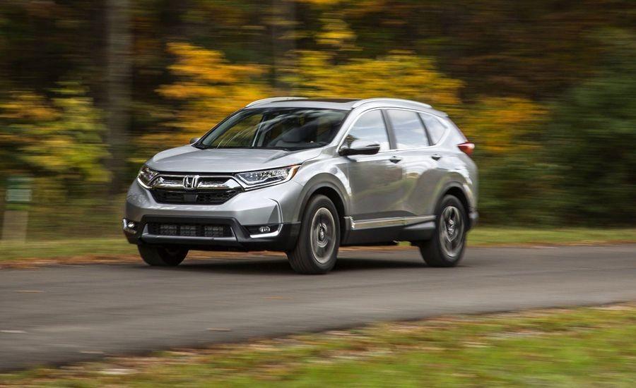 Honda CR-V 2018 tại Việt Nam bị cắt giảm khá nhiều trang bị