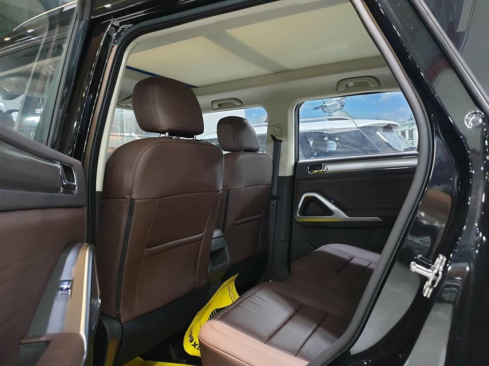 Soi kỹ BAIC Q7 nhái Range Rover báo giá hơn 600 triệu đồng vừa ra mắt