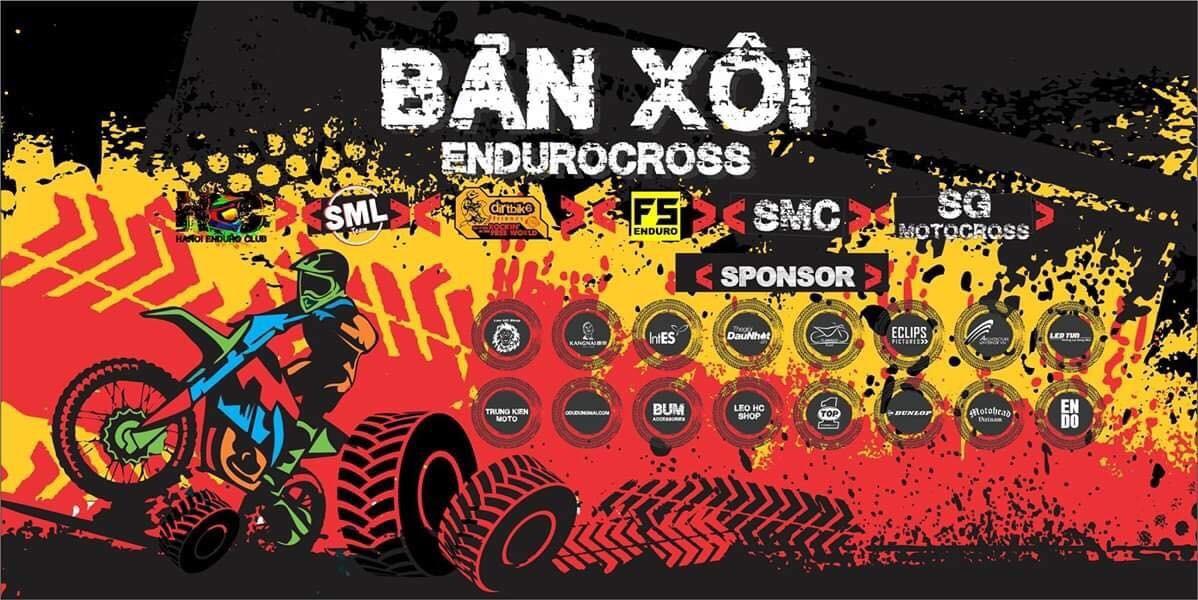 Banner của cuộc đuaBản Xôi Endurocross