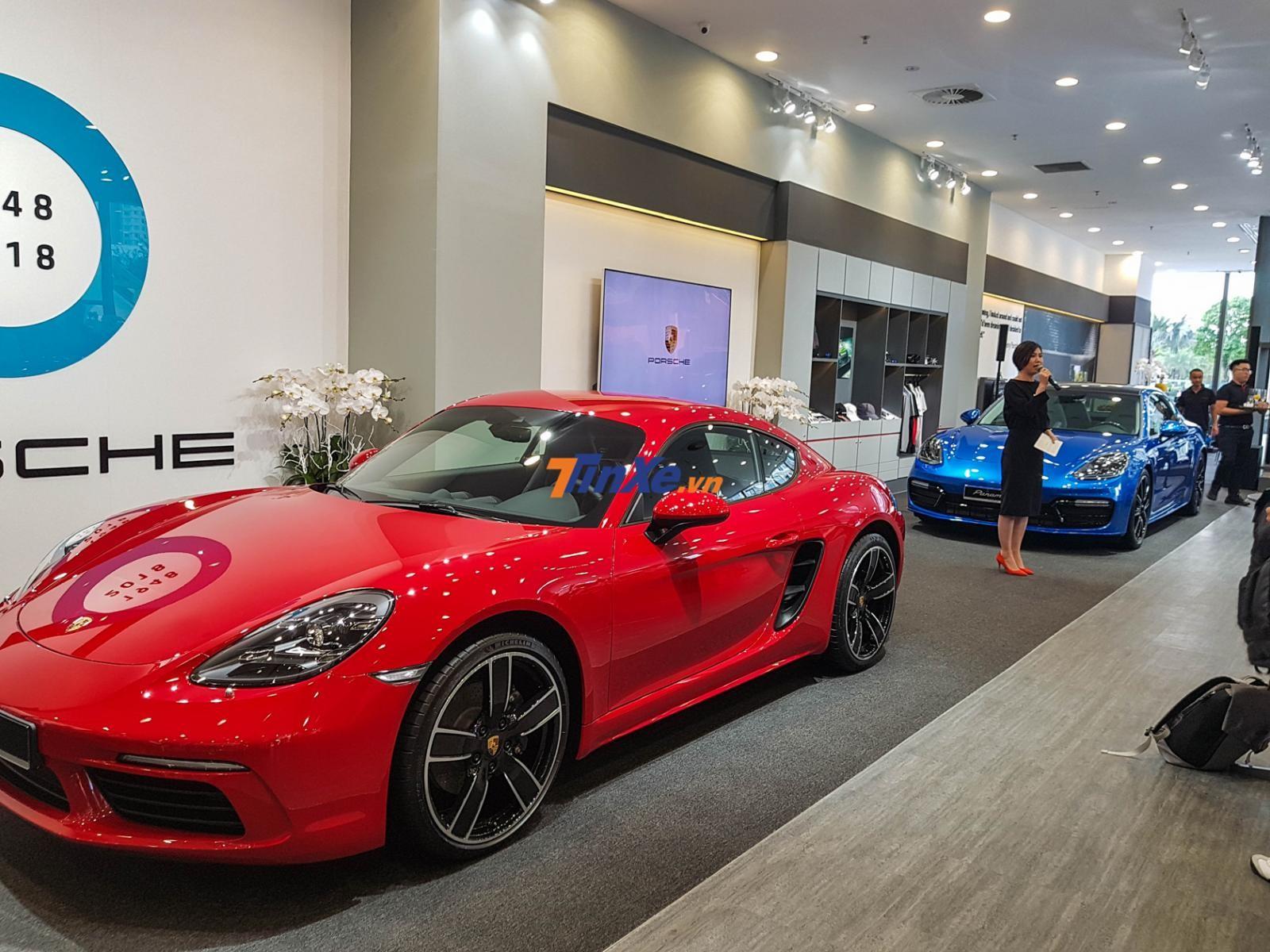 Hãng xe Porsche dự kiến sẽ mở của không gian trưng bày này từ nay đến hết năm 2018