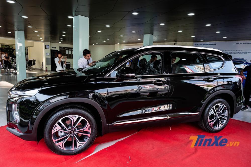 Xa mặt cách lòng, người dùng Việt bỏ Hyundai Santa Fe 2019 tìm kiếm hướng đi khác