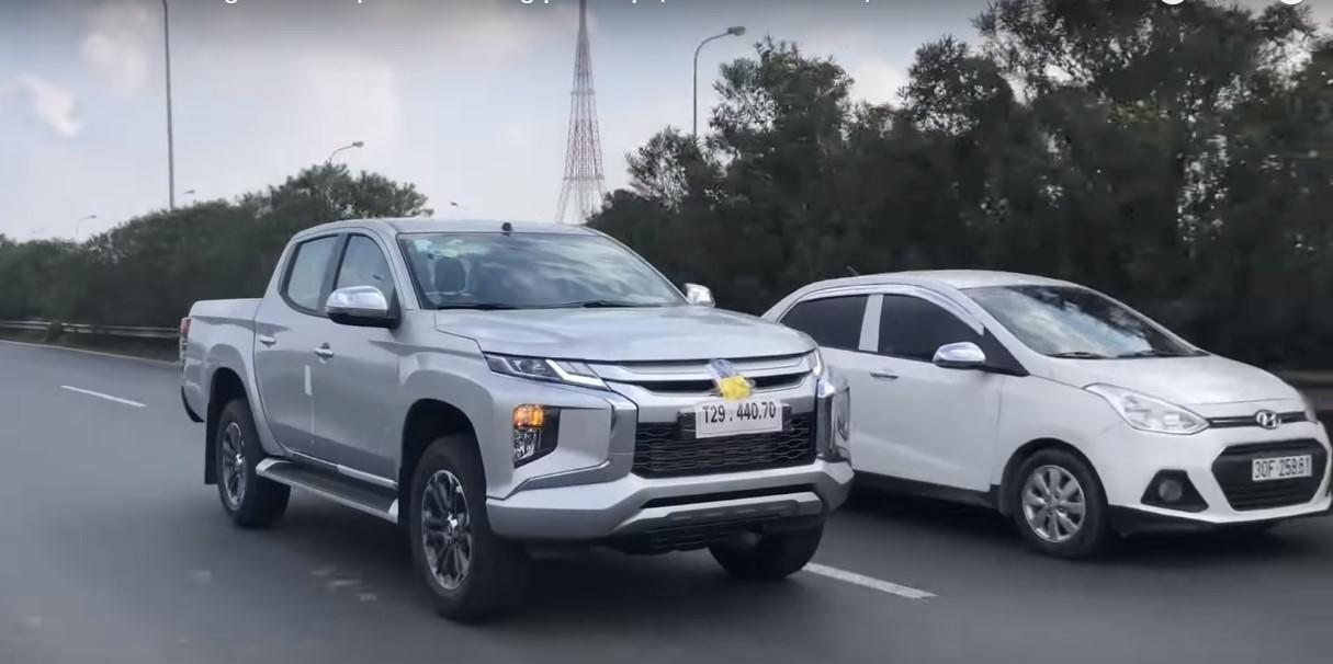 Lô hàng đầu tiên của Mitsubishi Triton 2019 đã cập cảng Việt, chuẩn bị được ra mắt