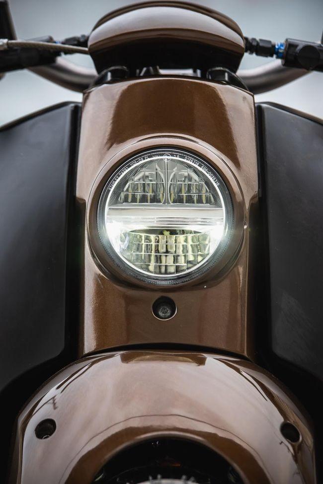 Honda Super Cub độ