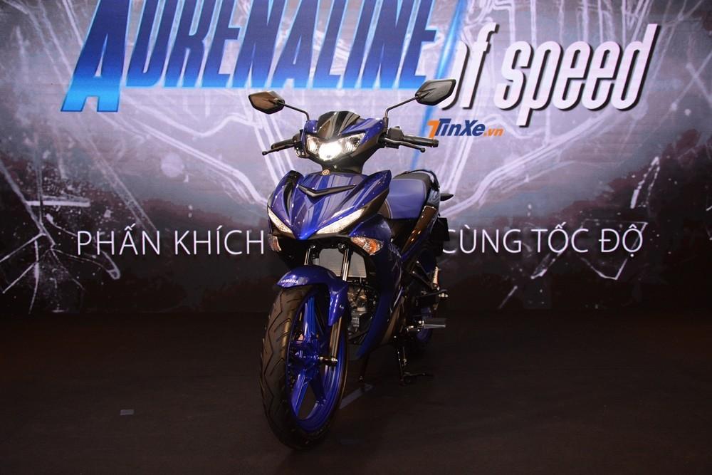 Bản nâng cấp Yamaha Exciter 150 2019