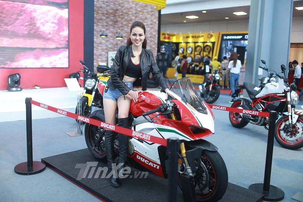 Ducati Panigale V4 Speciale tại triển lãm Vietnam AutoExpo 2018