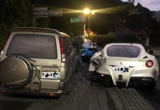 Vụ tai nạn liên hoàn với 4 chiếc siêu xe khiến nam thanh niên 20 tuổi phải đứng trước số tiền đền bù lên đến hơn 5,83 tỷ đồng