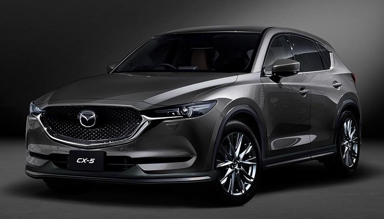 Mazda CX-5 Custom Style 2019