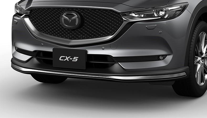 Mazda CX-5 Custom Style 2019 có bộ body kit bao quanh xe