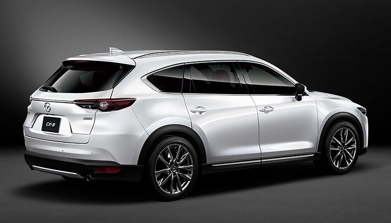 Mazda CX-8 Custom Style 2019