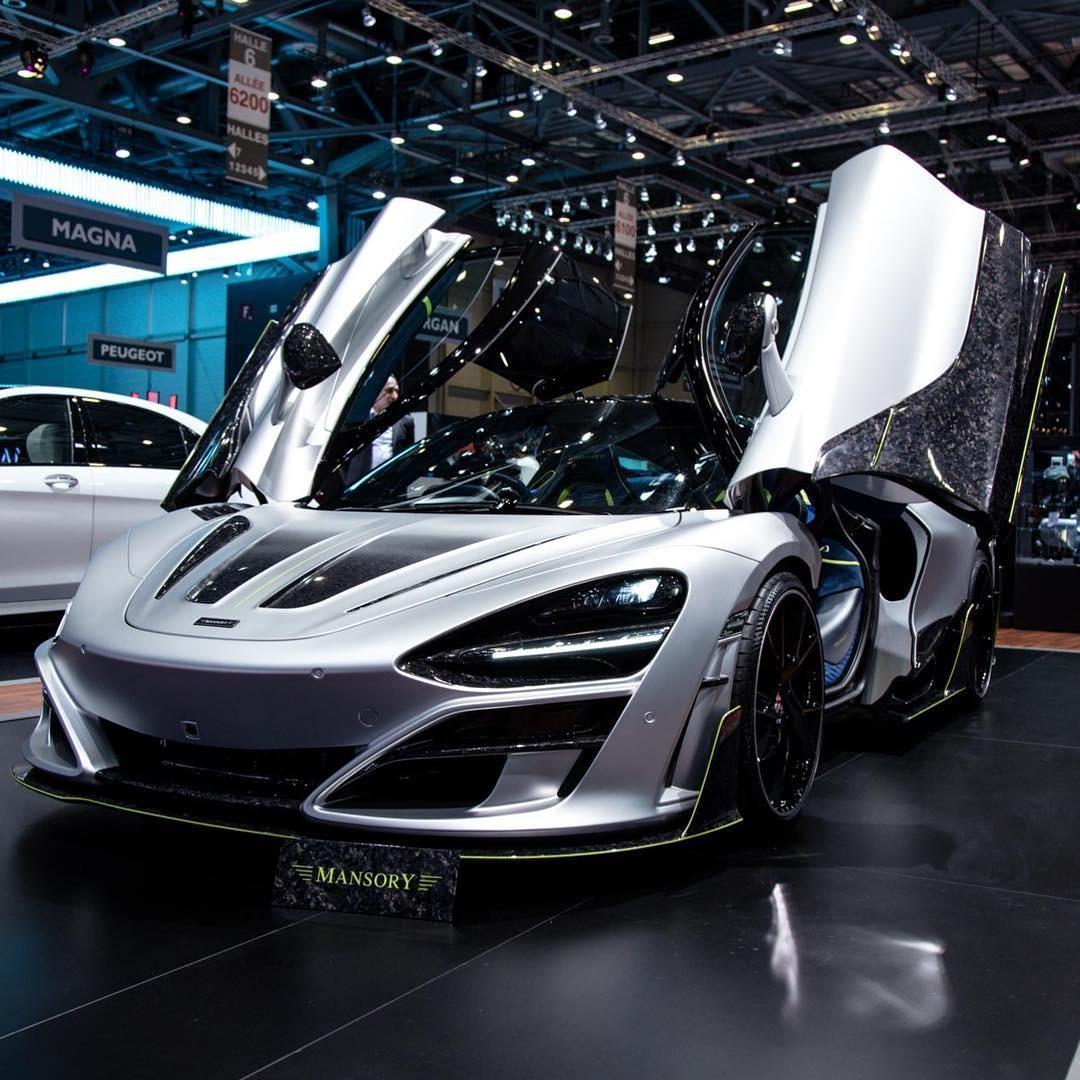 Mansory đã tung ra bản độ của siêu phẩm McLaren 720S tại triển lãm danh giá Geneva 2018
