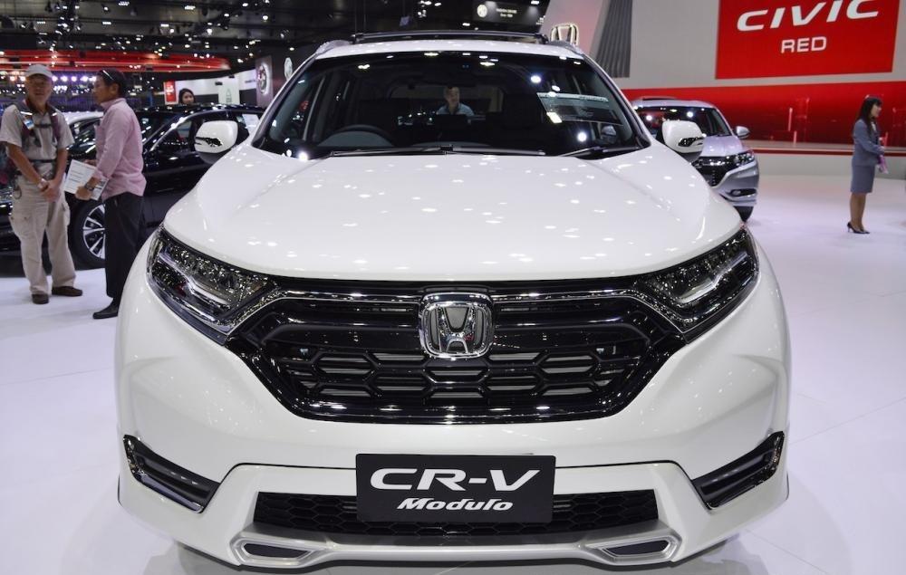 Honda CR-V Modulo được dự đoán sẽ ra mắt Việt Nam trong tháng sau
