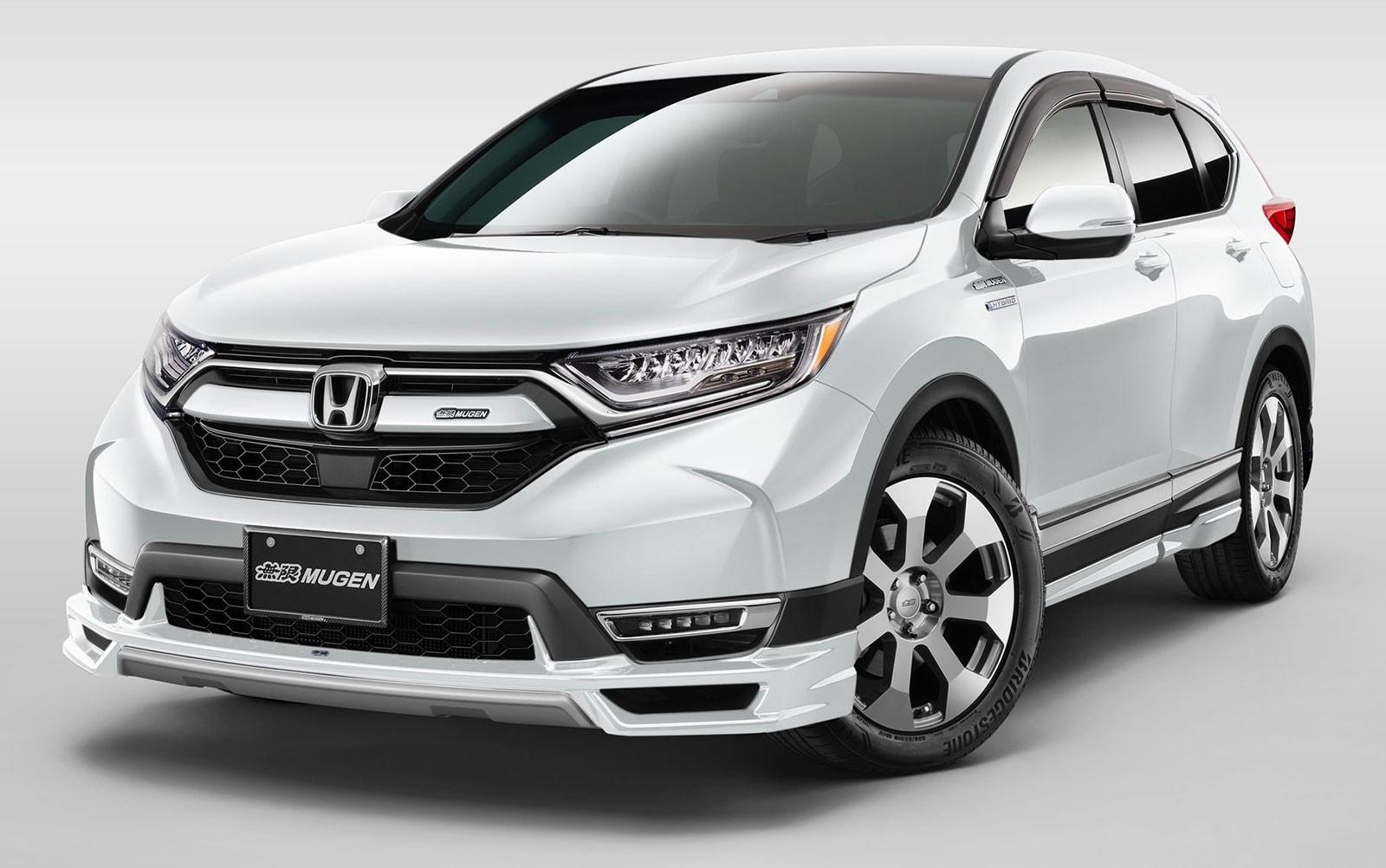 Honda CR-V Mugen 2019 sắp ra mắt trong triển lãm Tokyo Auto Salon 2019