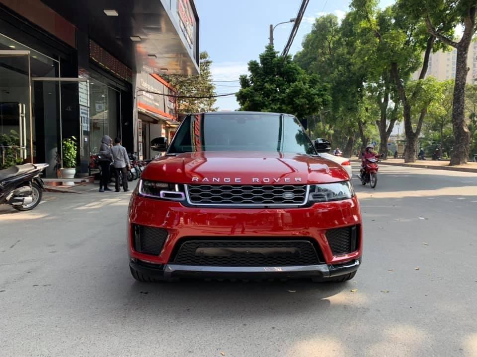 Cảm nhận nhanh Range Rover Sport HSE 2018 đầu tiên về Việt Nam