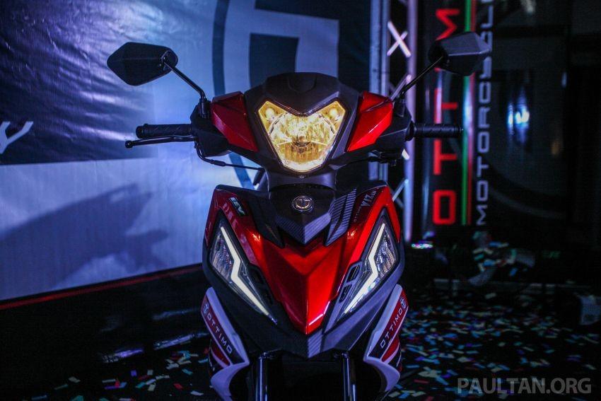 Từ đèn pha, mặt nạ đều mang thiết kế của Honda Winner 150