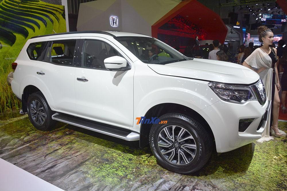 """Nissan Terra liệu có đủ sức """"ngang cơ"""" cùng Toyota Fortuner?"""