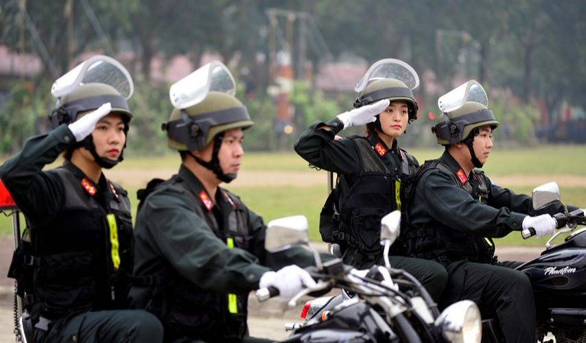 Lực lượng CSCĐ sẽ tham gia vào tổ công tác mới này