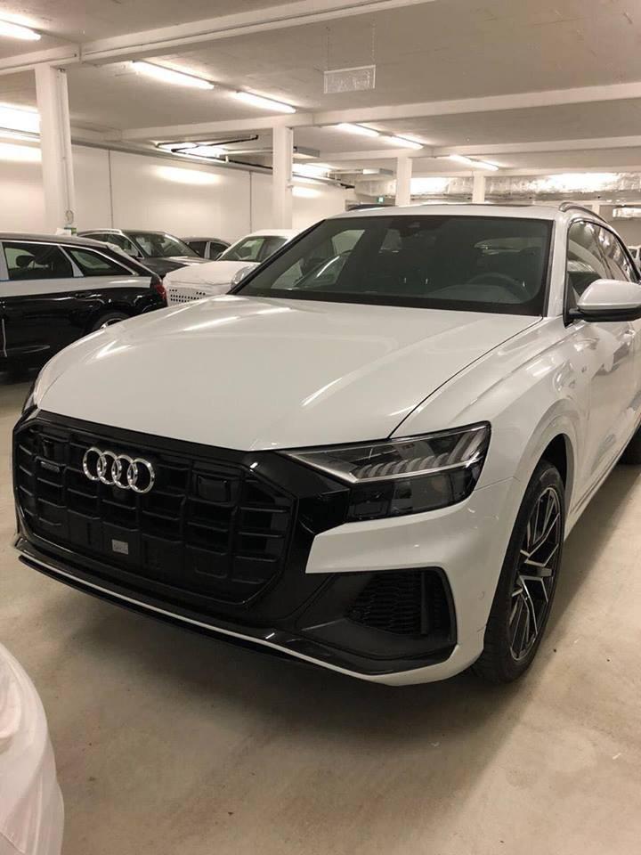 Hệ thống này cho phép chiếc SUV đầu bảng của Audi có thể đạt vận tốc 160 km/h ngay cả khi động cơ ngắt hoàn toàn
