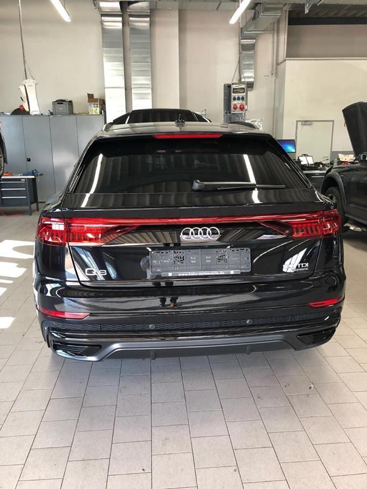 SUV hạng sang Audi Q8 2019 được trang bị động cơ diesel V6