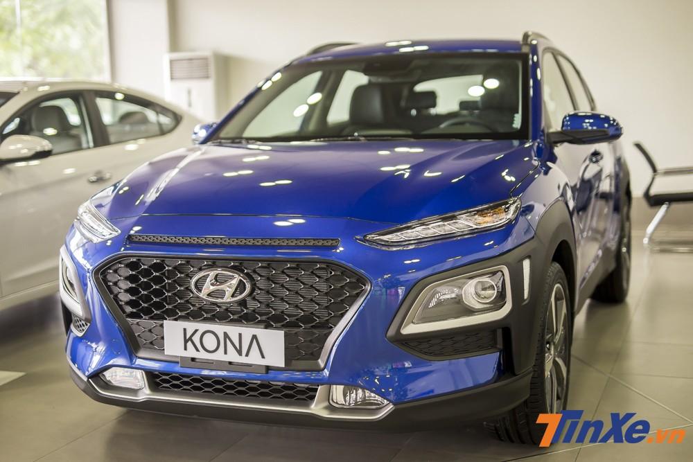 Hyundai Kona đang là một cái tên hot trên thị trường xe ô tô những ngày cuối năm 2018.