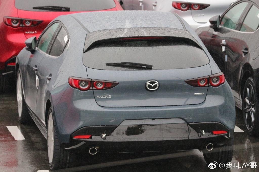 Mazda3 2019 phiên bản hatchback