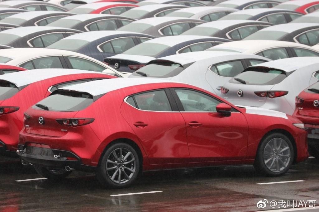 Mazda3 2019 sẽ được bày bán trên thị trường toàn cầu từ đầu năm sau