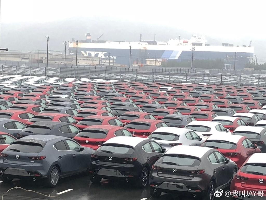 Hiện chưa rõ thời điểm Mazda3 thế hệ mới được đưa về Việt Nam