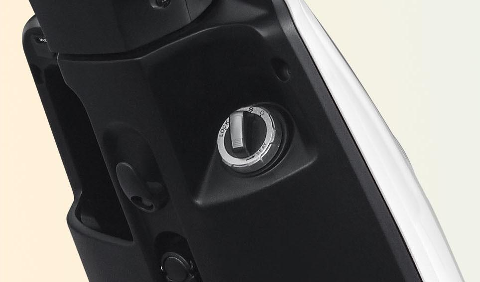 Smart Key trên Honda V-GO
