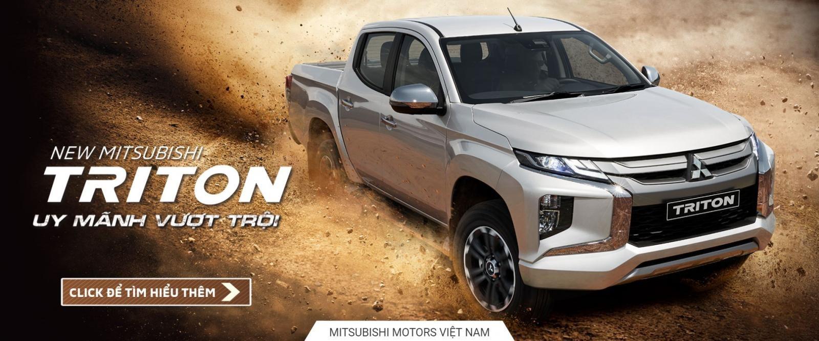 Mitsubishi Việt Nam hé lộ về Triton 2019 trên trang web chính thức