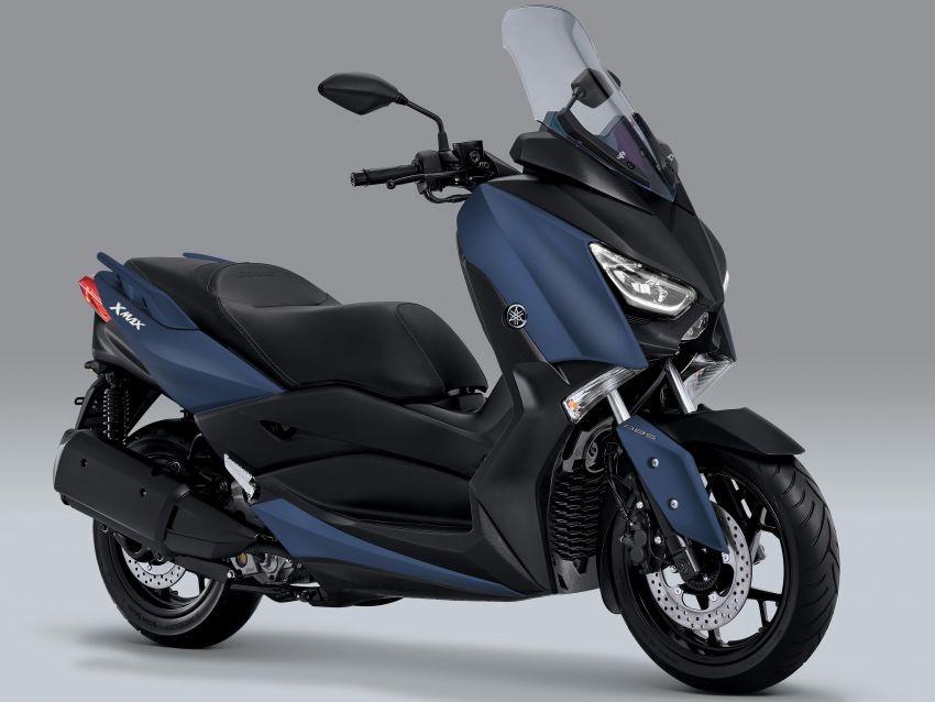 Yamaha X-Max 250 2019 màu Xanh nhám