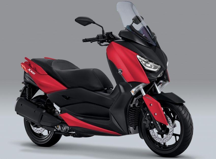 Yamaha X-Max 250 2019 màu Đỏ nhám