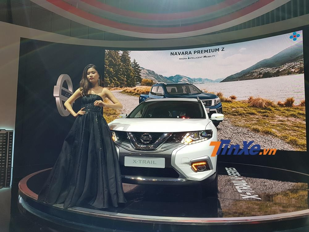 Nissan X-Trail V-Series