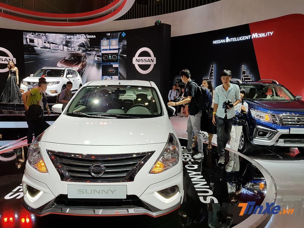 Nissan Sunny Q-Series