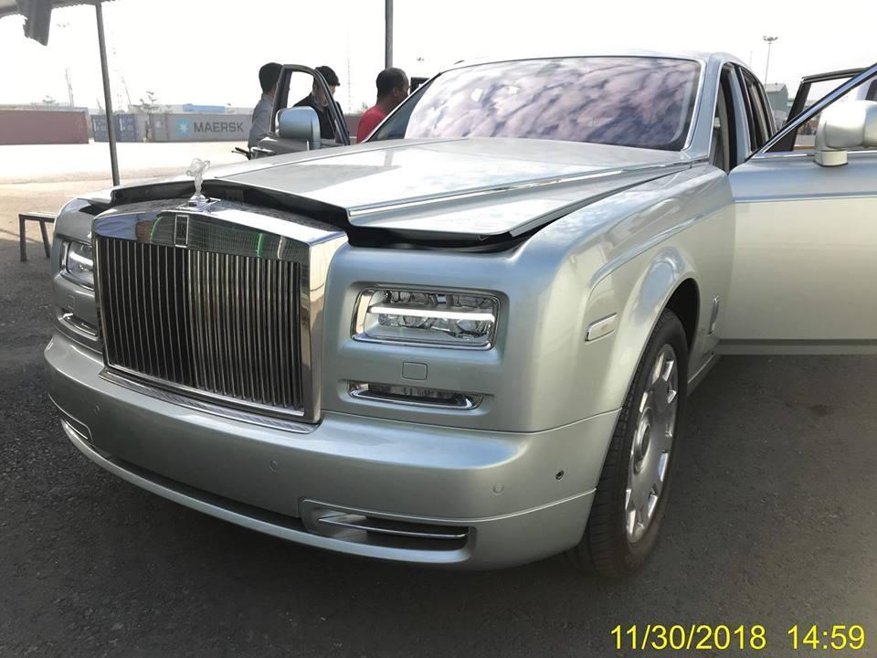Rolls-Royce Phantom Series II độc nhất vô nhị trên thế giới mang tên gọi Hadar tại Việt Nam