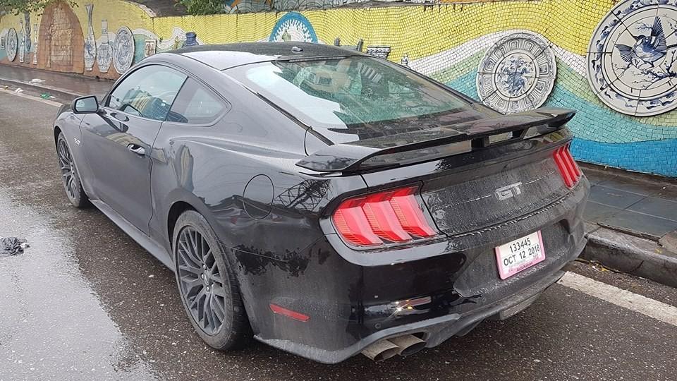 Ford Mustang GT 2018 độc nhất Việt Nam