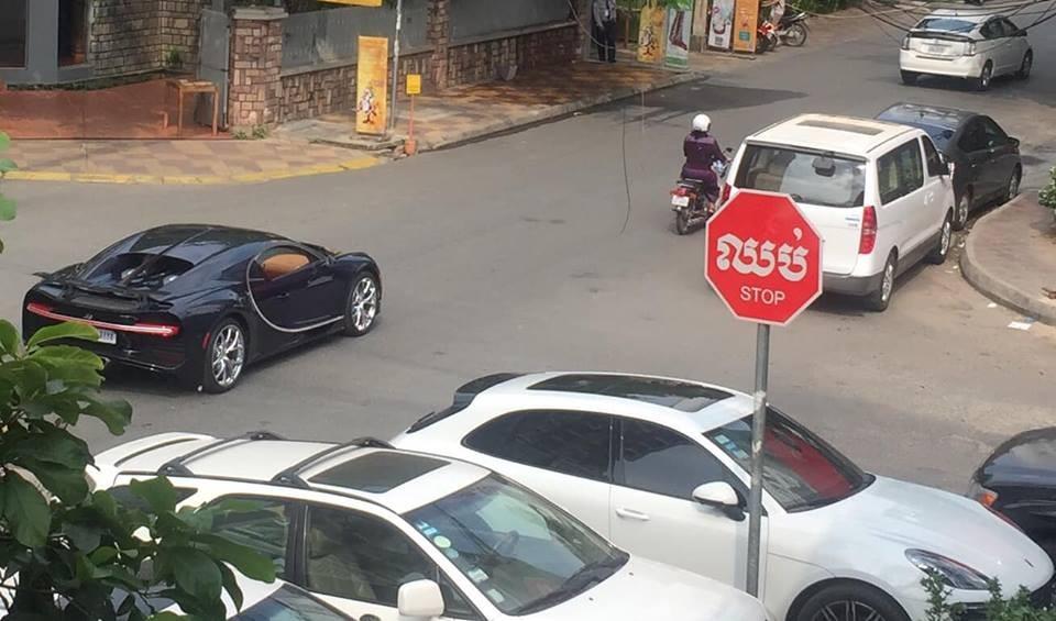 Bugatti Chiron có giá bán khởi điểm 58,2 tỷ đồng