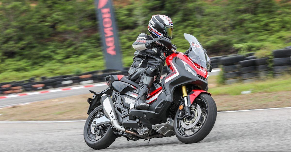 Honda X-ADV 750 cc là chiếc xe Adventure hạng khủng