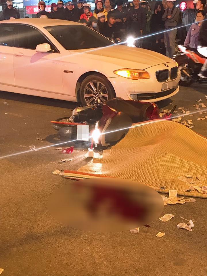 Vụ tai nạn khiến cô gái tử vong tại chỗ