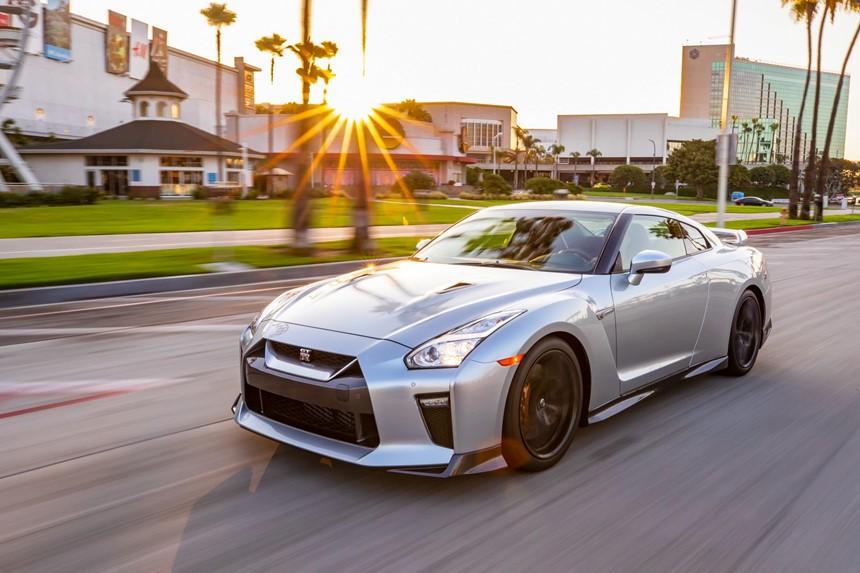 Nissan GT-R hiện đang được phát triển thế hệ mới