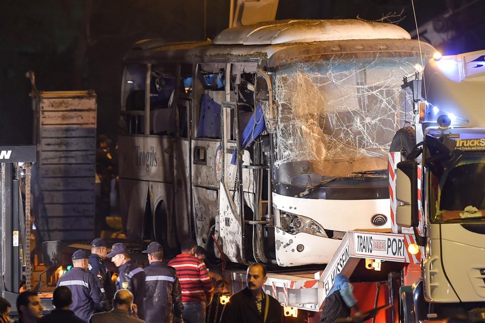 Đây là vụ tấn công khủng bố nhắm đến khách nước ngoài đầu tiên trong gần 2 năm qua