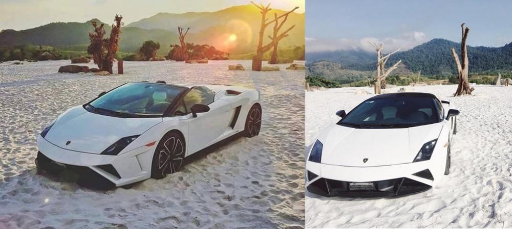 Lamborghini Gallardo LP560-4 Spyder đã mất tích cách đây 3 năm