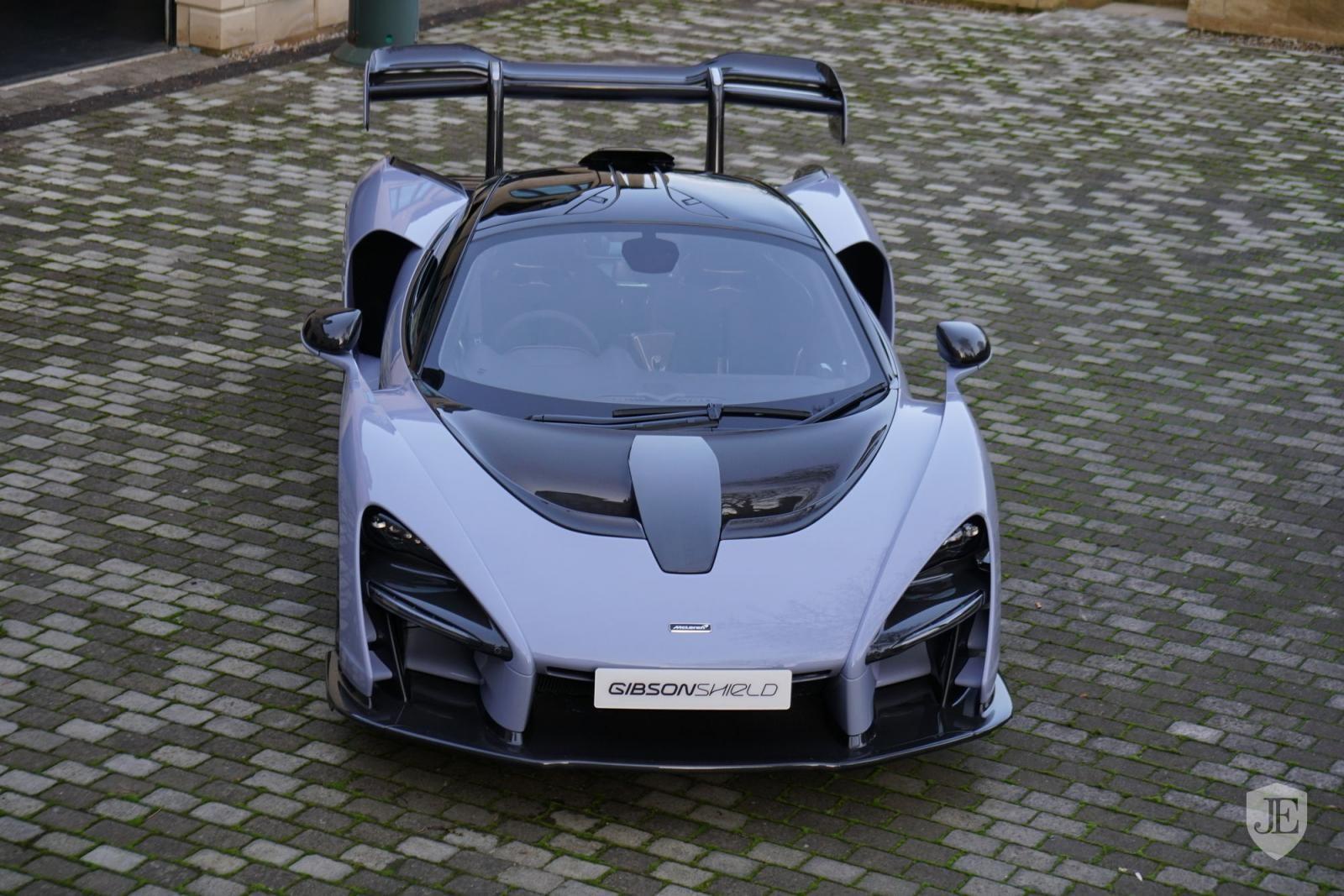 Rao bán siêu xe McLaren Senna