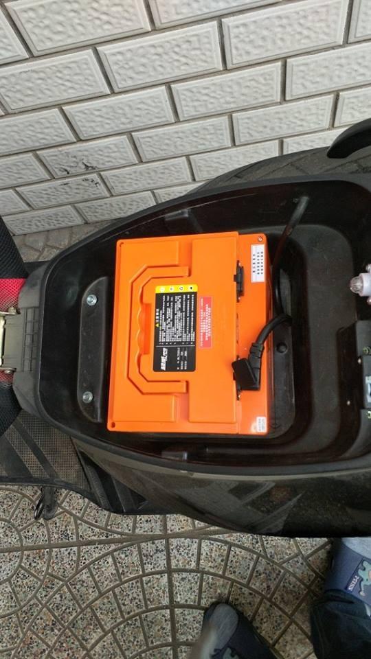 Bộ ắc quy mới Lithium được đặt trên Vinfast Klara