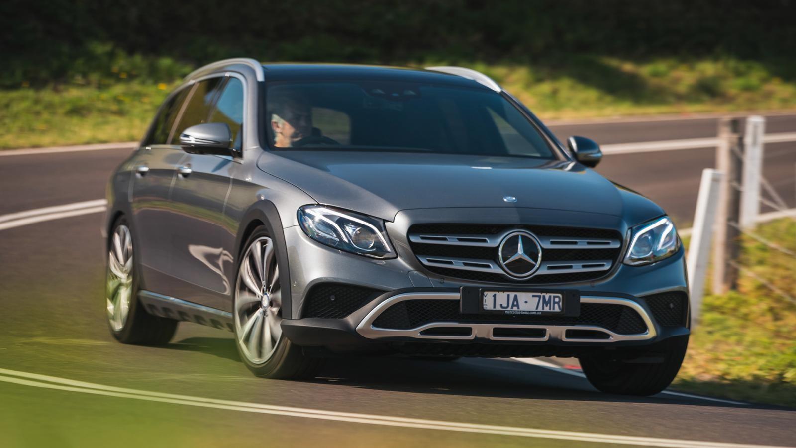 Các tài xế Mercedes đứng ngay sau tài xế BMW về độ nguy hiểm