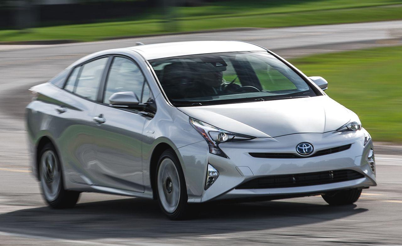 Toyota Prius đã chứng minh độ bền của xe hybrid